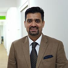 Dr Asif Shahzad