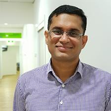 Dr Sajit Thomas